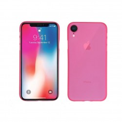 Kryt Apple iPhone Xr - růžový