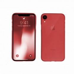 Kryt Apple iPhone Xr - červený
