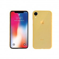 Kryt Apple iPhone Xr - oranžový