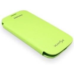 Flipové pouzdro Samsung Galaxy S3 - zelené