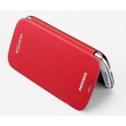 Flipové pouzdro Samsung Galaxy S3 - červené