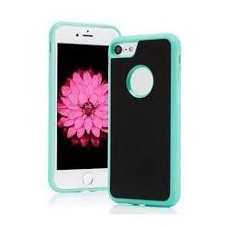 Antigravitační kryt pro Apple iPhone 5/5S/SE - zelený