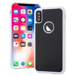 Antigravitační kryt pro Apple iPhone Xs Max - bílý