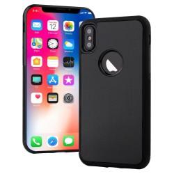Antigravitační kryt pro Apple iPhone XR- černý