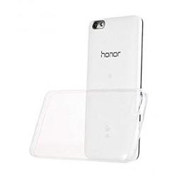 Silikonový kryt pro Honor 4X - průhledný