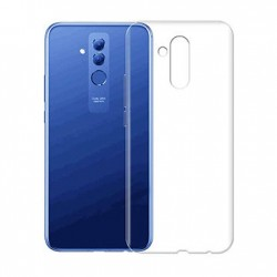 Silikonový kryt pro Huawei Mate 20 Lite - průhledný
