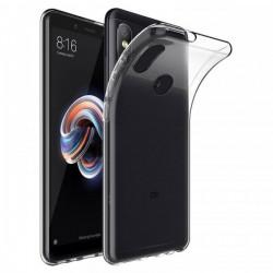 Silikonový kryt pro Xiaomi Mi 6 X - průhledný