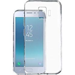 Silikonový kryt pro Samsung J2 Pro (2018) - průhledný
