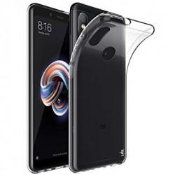 Silikonový kryt pro Xiaomi Note 5 / 5 pro - průhledný