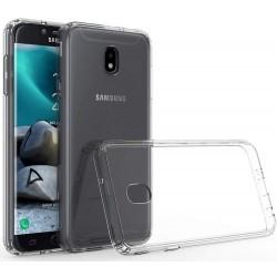 Silikonový kryt pro Samsung Galaxy J7 (2018) - průhledný