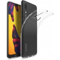 Silikonový kryt pro LG Q7 - průhledný