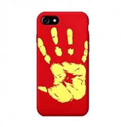 Termo kryt pro Apple iPhone 5/5S/SE - červený