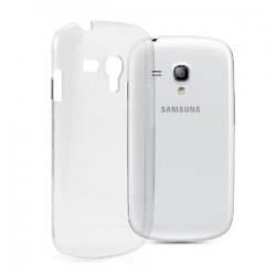 Silikonový kryt pro Samsung S3 mini - průhledný