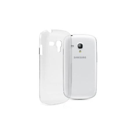 Ultratenký silikonový kryt pro Samsung S3 mini - průhledný