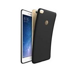 Silikonový kryt Xiaomi Mi Max 3 - černý