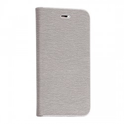 Vennus flipové pouzdro pro Apple iPhone 6/6S - šedé