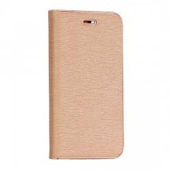 Vennus flipové pouzdro pro Huawei P Smart - zlaté