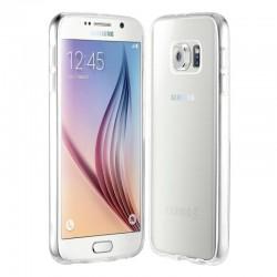 Ultratenký silikonový kryt pro Samsung Galaxy S6 - průhledný