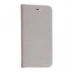 Vennus flipové pouzdro pro Samsung Galaxy J4 2018 - šedé