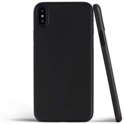 Silikonový kryt pro Apple iPhone Xr - černý