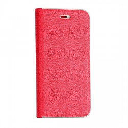 Vennus flipové pouzdro pro Apple iPhone 6/6S - červené
