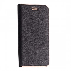 Vennus flipové pouzdro pro Samsung Galaxy S9 - černé
