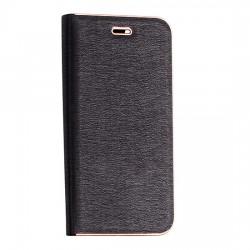 Vennus flipové pouzdro pro Samsung Galaxy S7 - černé