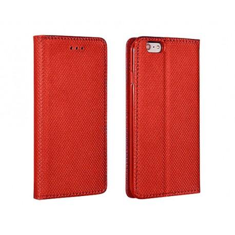 Flipové pouzdro Smart Magnet pro Apple iPhone Xr - červené