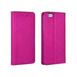 Flipové pouzdro Smart Magnet pro Samsung Galaxy S9 - růžové