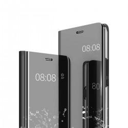 Zrcadlové pouzdro Clear View pro Apple iPhone Xs Max - černé