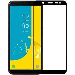9D Tvrzené sklo pro Samsung Galaxy J4 (2018) - černé