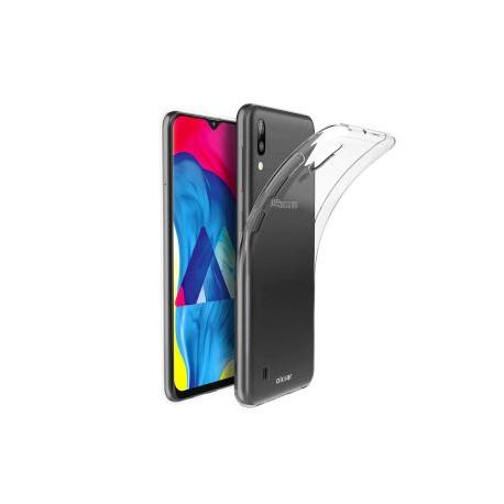 Silikonový kryt pro Samsung Galaxy M10 - průhledný