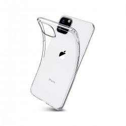 Silikonový kryt pro Apple iPhone 11 Pro - průhledný
