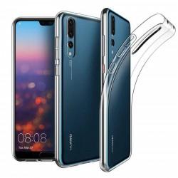 Silikonový kryt pro Huawei Y9 (2019) / Y9 Plus - průhledný