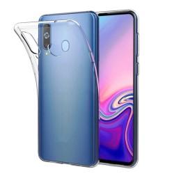 Silikonový kryt pro Samsung Galaxy A30 - průhledný