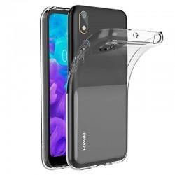 Silikonový kryt pro Huawei Y5 (2019) - průhledný