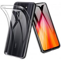 Silikonový kryt pro Xiaomi Redmi Note 8 Pro - průhledný