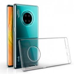 Silikonový kryt pro Huawei Mate 30 - průhledný