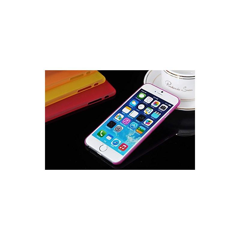 ... Ultratenký kryt Apple iPhone 6 Plus   6S Plus fialový ... 95715c183f2
