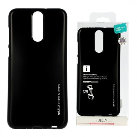 Pouzdro Mercury i-Jelly Metal pro Samsung Galaxy J6 Plus - černé