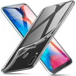 Silikonový kryt pro Samsung Galaxy A20E - průhledný