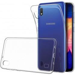Silikonový kryt pro Samsung Galaxy A10 - průhledný