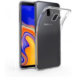 Silikonový kryt pro Samsung Galaxy J6 Prime / J6 Plus - průhledný