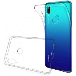 Silikonový kryt pro Huawei P Smart (2019) - průhledný