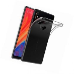 Silikonový kryt pro Xiaomi Mi Mix 2s - průhledný