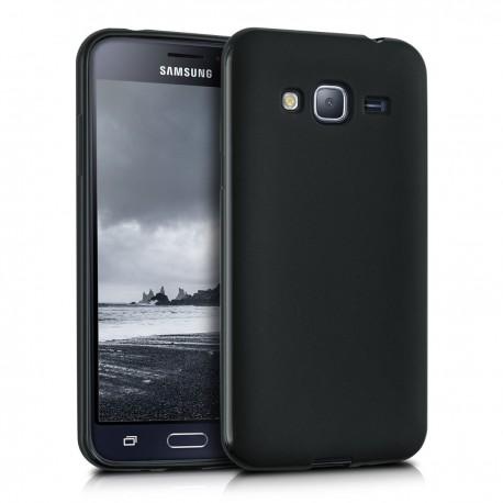 Silikonový kryt pro Samsung Galaxy A20 - černý