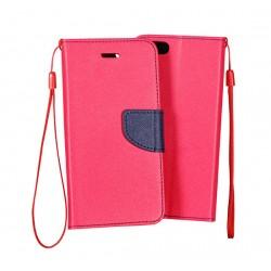 Fancy pouzdro pro Apple iPhone 12 - růžové