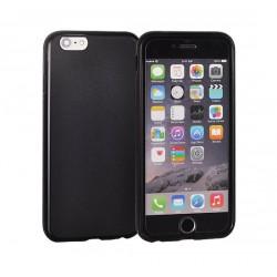 Silikonový kryt pro Apple iPhone 11 Pro Max - černý