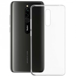 Silikonový kryt pro Samsung Galaxy Note 20 Plus - průhledný