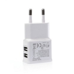 Nabíječka Samsung ETA-U90EWE s dual USB portem bílá